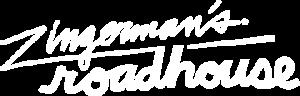 Zingerman's Roadhouse Logo White