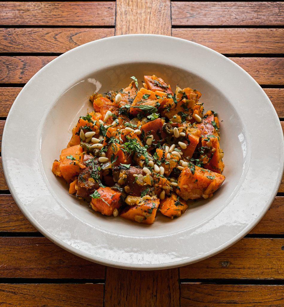 Tsimmes Vegetarian Dinner