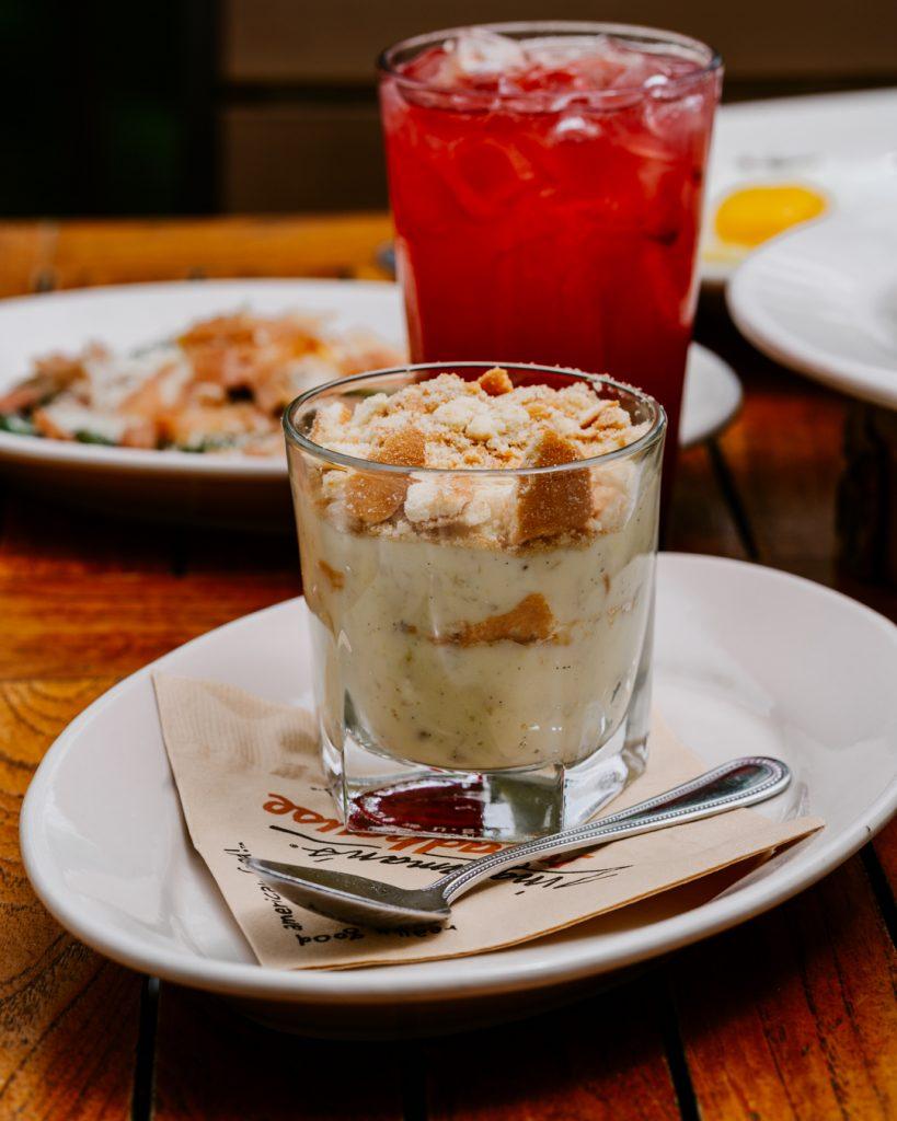 Banana Pudding with Vanilla Wafers
