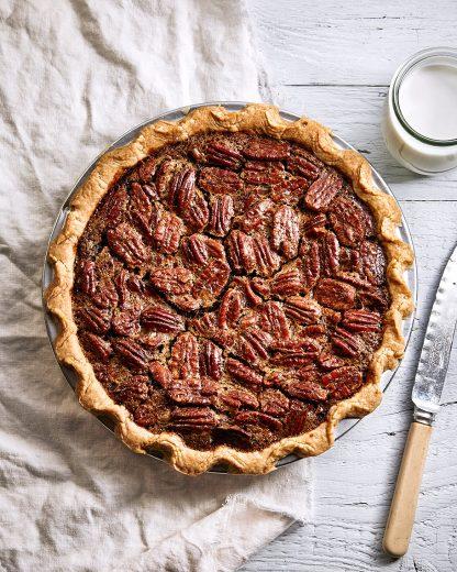 Pecan Pie in Tin