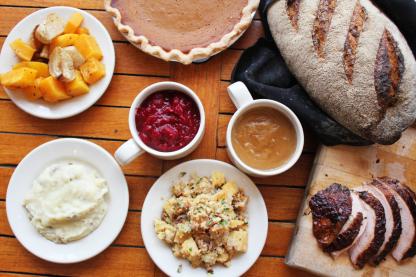 Roadhouse Thanksgiving Turkey Sides