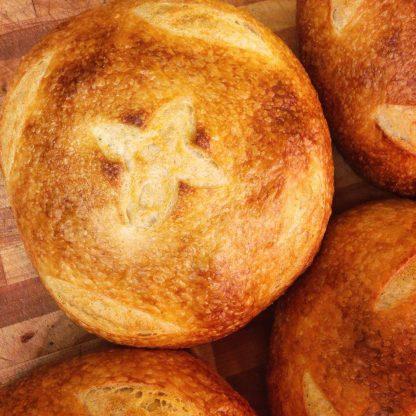 Sourdough Round Bread